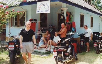 Divecenter - Phuket Tauchen