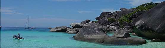 Similan Inseln - Deutsche Tauchschule