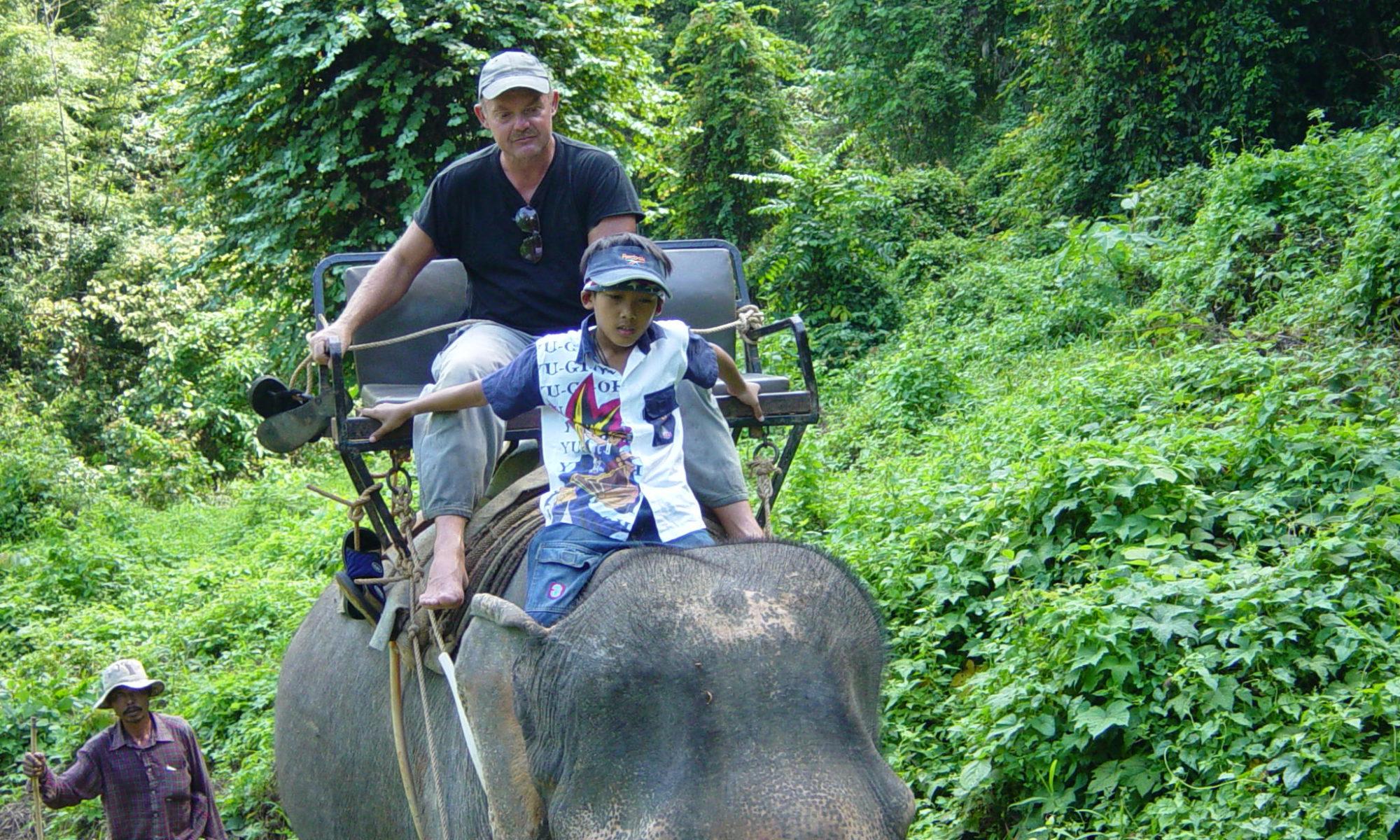 Elephanten Tour - Kamala Dive Service