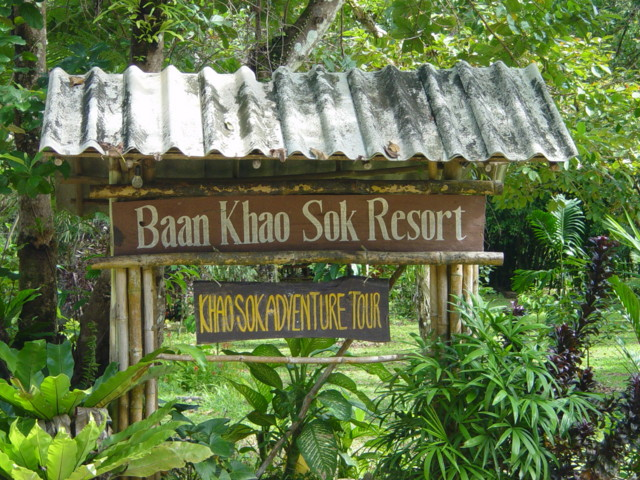 Khao Sok Adventure Tour