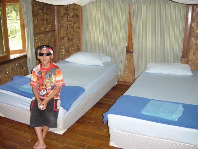 Doppelzimmer - Deutsche Tauchschule Phuket