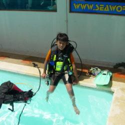 Open Water Junior Tauchkurs - Phuket Tauchen