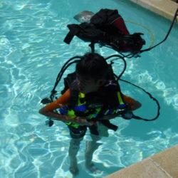 Junior Open Water Tauchkurs - Kamala Divecenter
