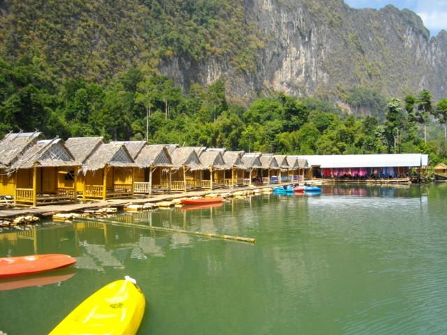 Stausee Khao Sok National Park - Phuket tauchen