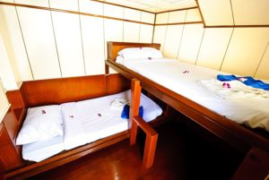 Zweibettkabine - Tauchen Phuket
