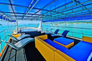Sonnendeck - Phuket Tauchen