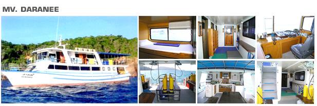 MV Daranee - Phuket Tauchschule