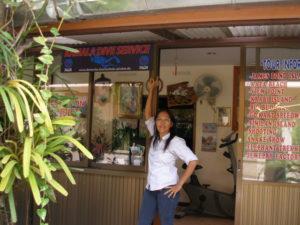 Office - Deutsche Tauchschule Phuket