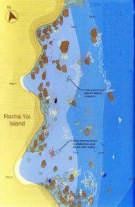 Tauchen Phuket auf Racha Yai