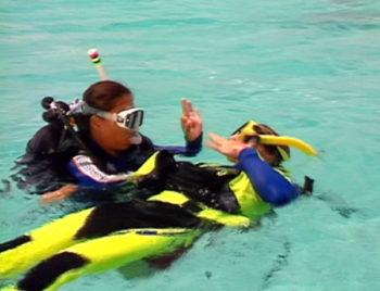Rettungstaucher Kurs - Kamala Dive Center