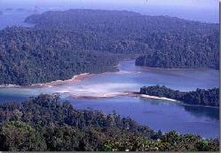 Inseln in Burma - Kamala Dive Service