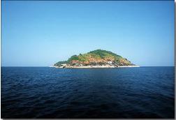 Similan Island Insel Nr. 3