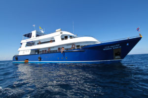 Safarischiff Patong Dive Center