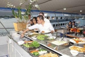 Buffet - Patong Tauchschule