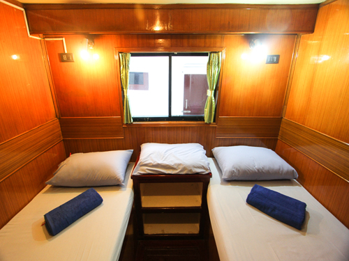 Zweibett Kabine Patong Beach Divecenter