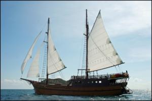 Safari Segelboot SY Dive Similan Tauchsafar