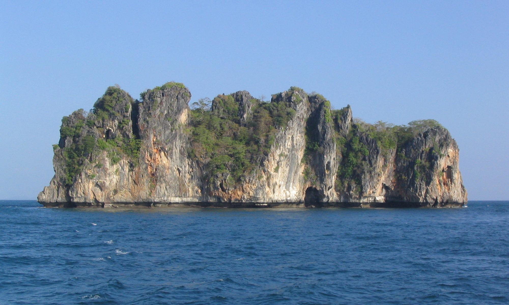 Koh Dok Mai, die Blumen Insel mit Tauchen Kamala Beach