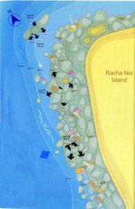 Insel Racha Noi mit der Deutschen Tauchschule Phuket