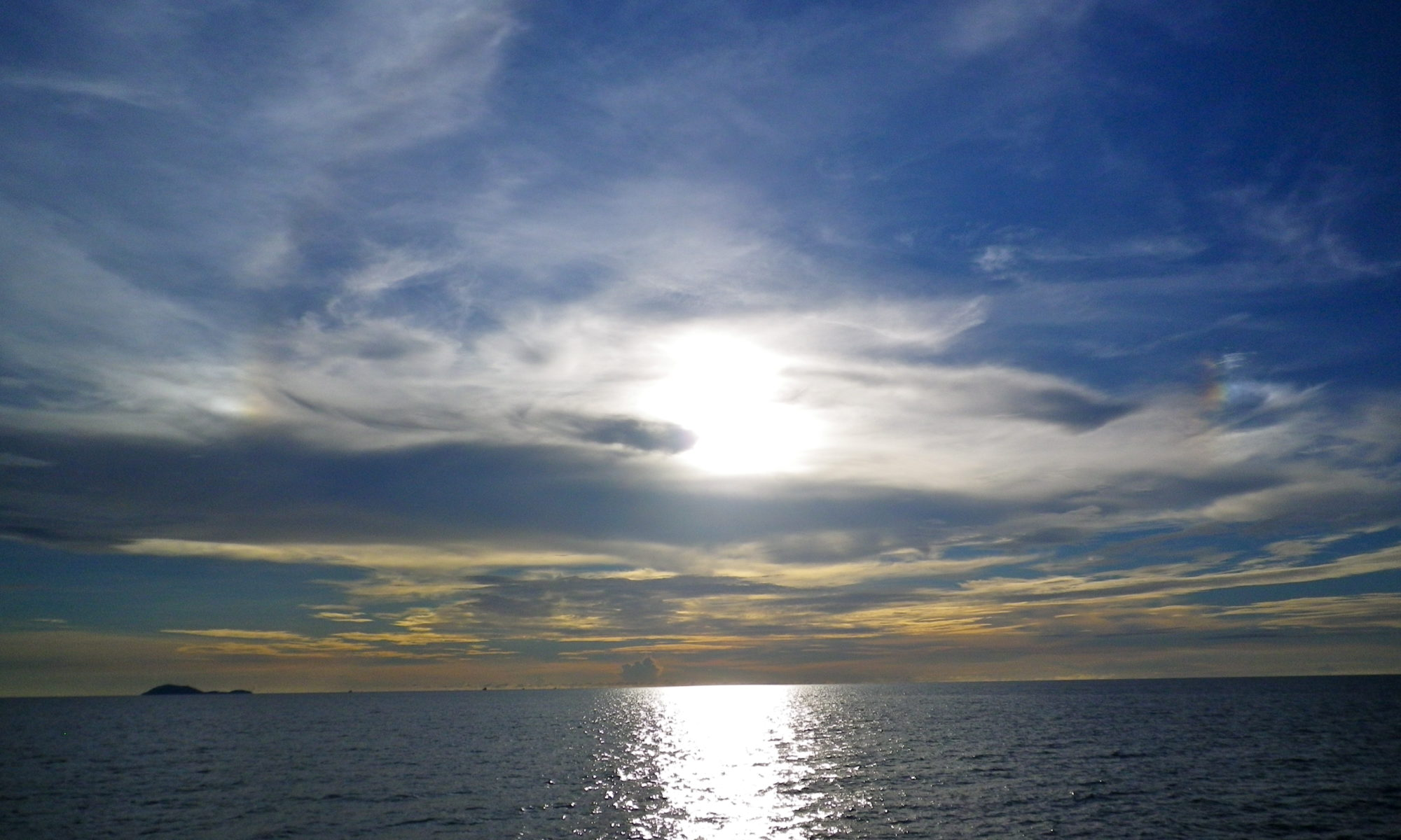 Sunrise Similan Islands