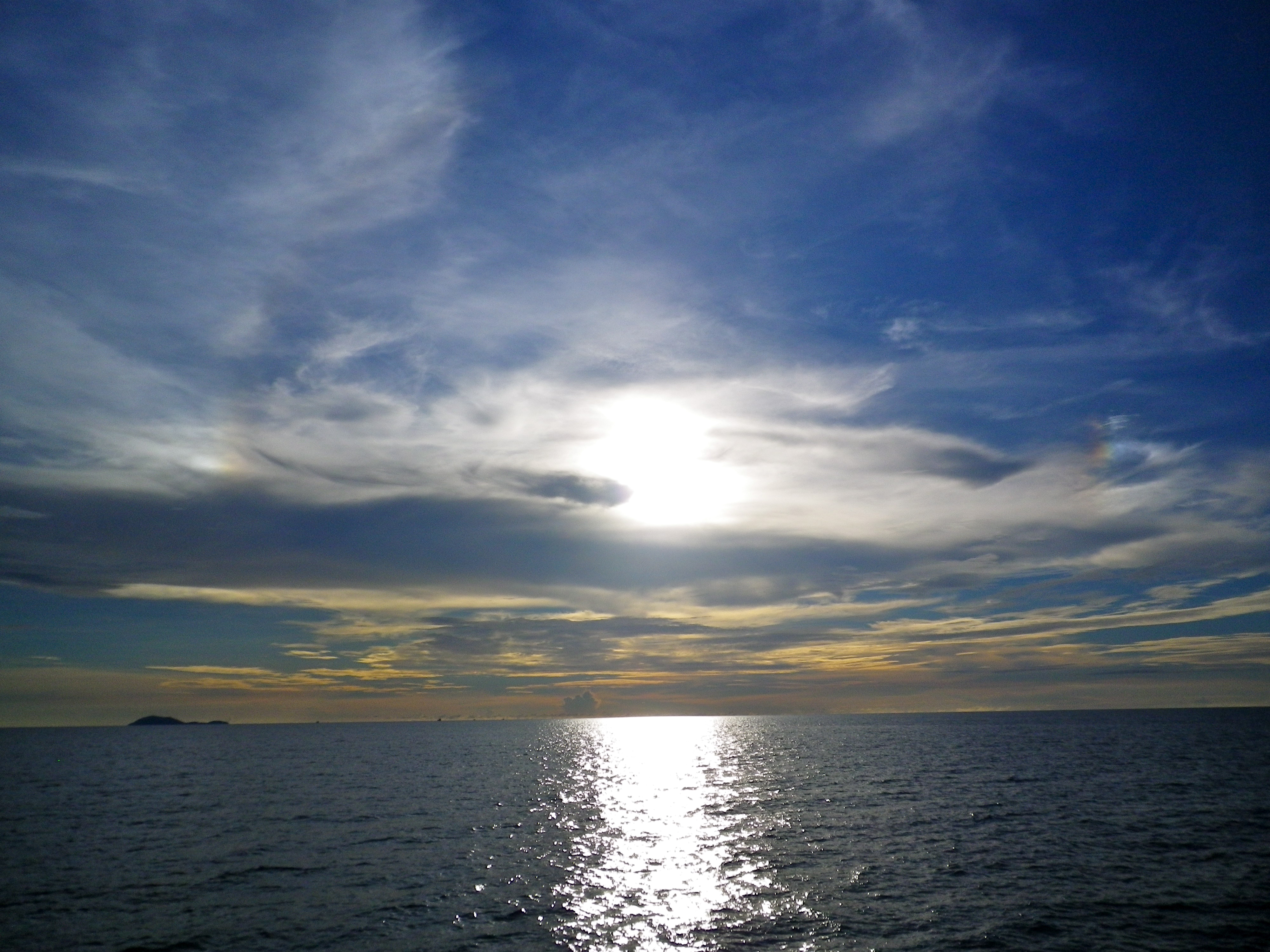 Sunrise Similan Islands