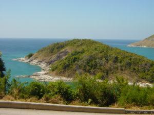 Promthep Cape Kamala Beach Tauchschule