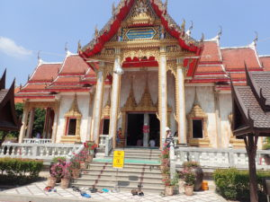 Wat Chalong Kamala Dive Service