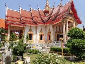 Wat Chalong Deutsche Tauchschule Phuket