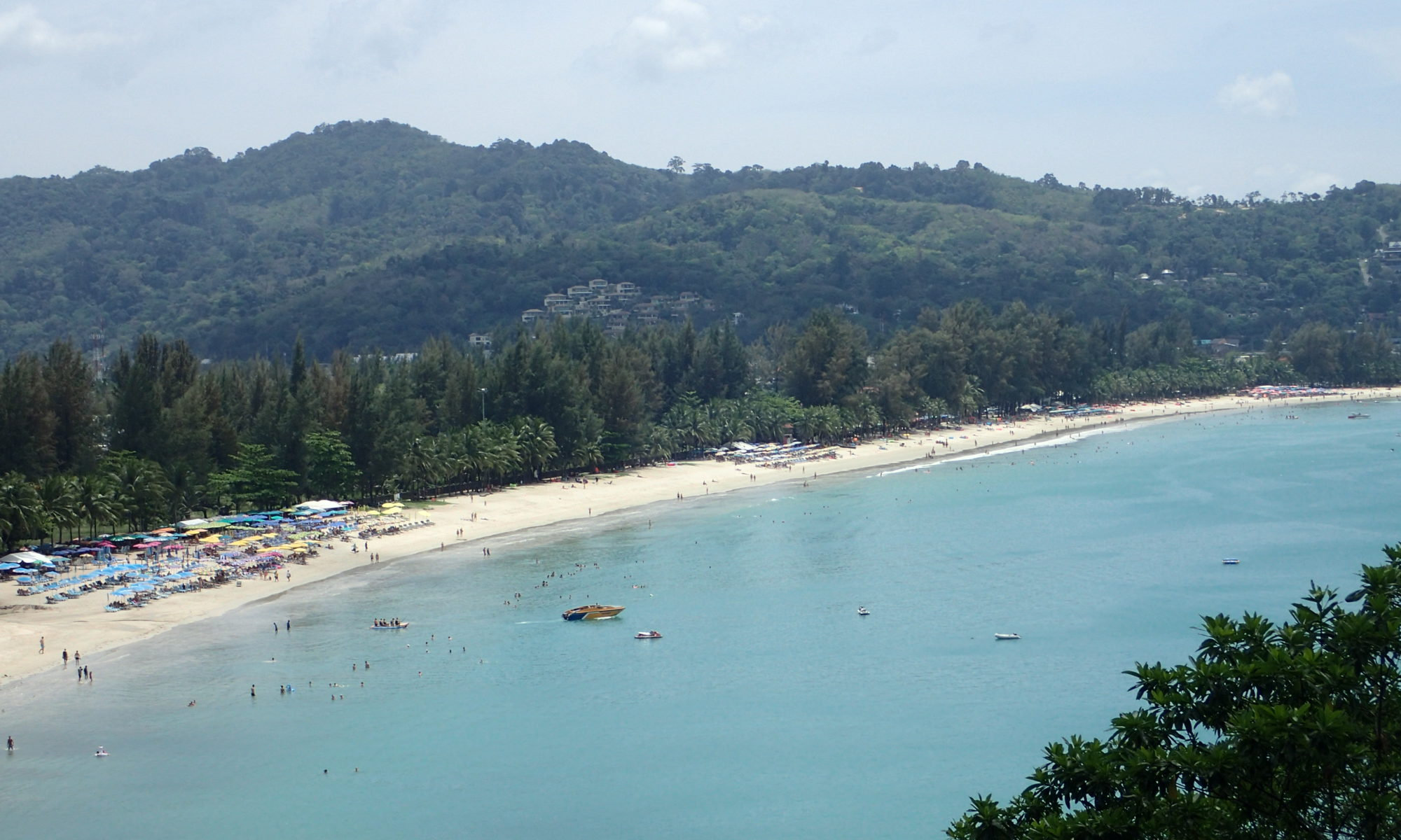 Kamala Beach Phuket Tauchen