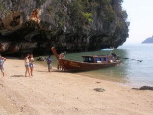 Phang Nga mit der Deutschen Tauchschule Phuket