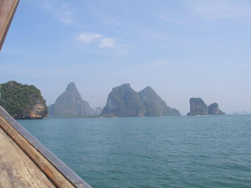 Phang Nga Bay Phuket Tauchschule