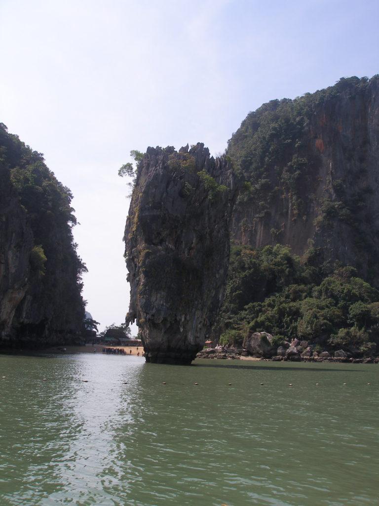 James Bond Island mit Phuket Tauchschule