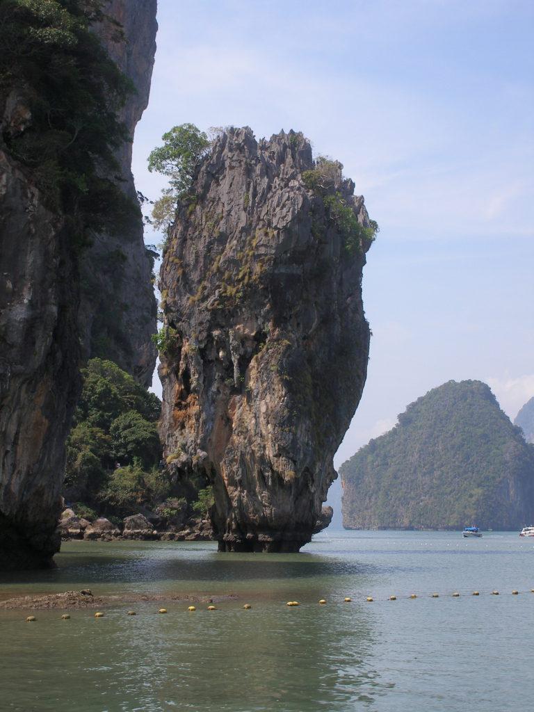 Jamaes Bond Island mit Phuket Tauchschule