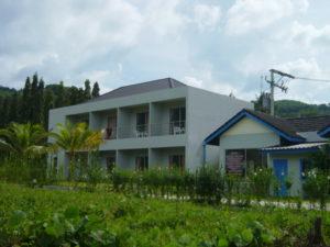 Baan Chaba Guesthouse mit der Deutschen Tauchschule Phuket