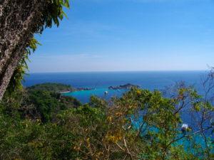Similan Islands Insel 5 und 6 Kamala Beach Tauchschule
