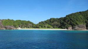 Similan Island Insel Nr. 8 Koh Similan Phuket Tauchschule