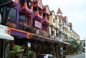 Phuket Town mit Kamala Dive Service