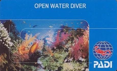 PADI Lizenz - Kamala Dive Service