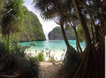Maya Bay - Tauchschule Kamala Beach