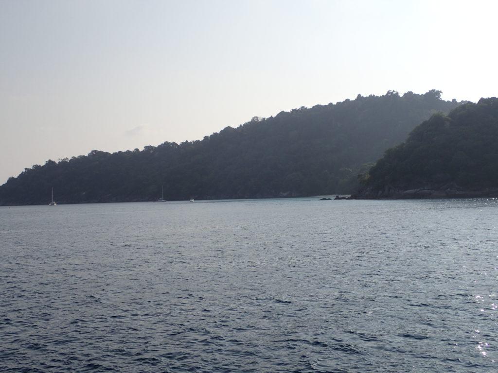Honeymoon Bay - Tauchen Kamala Beach