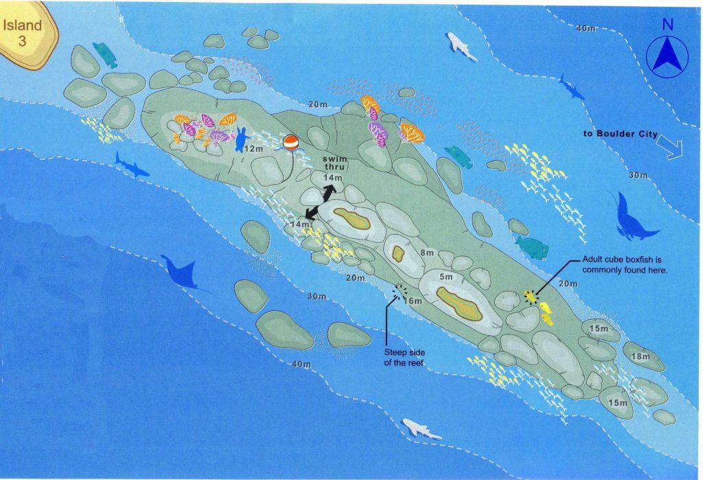 Shark Fin Reef - Deutsche Tauchschule Phuket