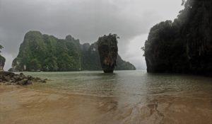 James Bond Felsen - Phuket Touren
