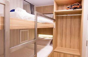Deluxe Kabine für 2 Personen - Phuket Tauchschule