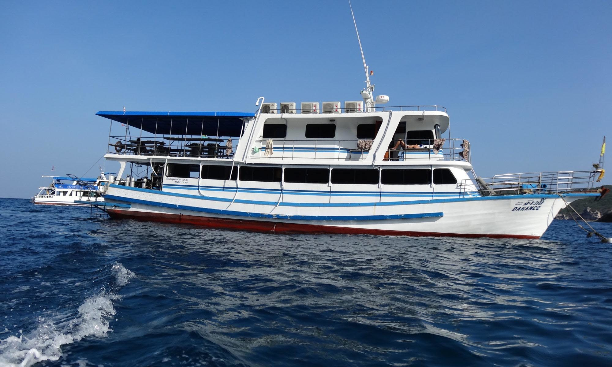 MV Daranee - Phuket Tauchen